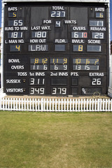 Second innings