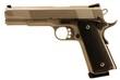 Isolated pistol