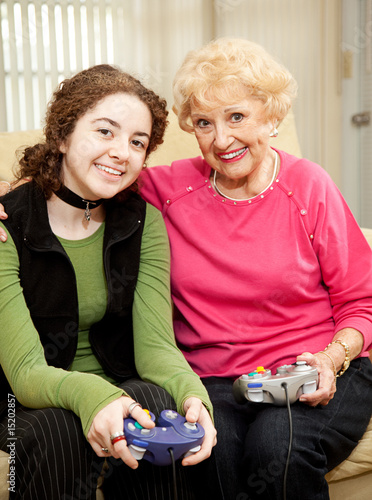 poster of Bonding Over Video Games