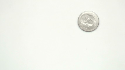 Spinning dime - HD