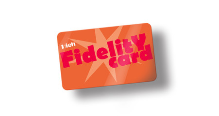 high fidelity card