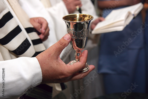Jewish Wedding Ceremony - 15221641