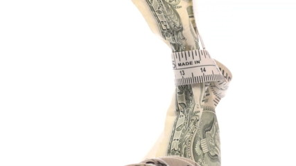 Measuring the US dollar - HD