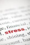 mot stress poster