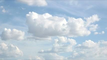Cielo en movimiento
