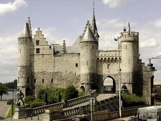 Le Château d'Anvers (Steen)