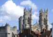 York Minster view