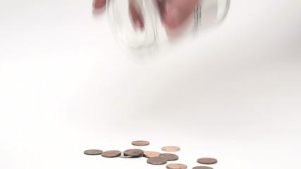 Vanishing savings