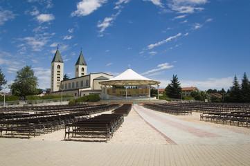 Church in Medjugorje