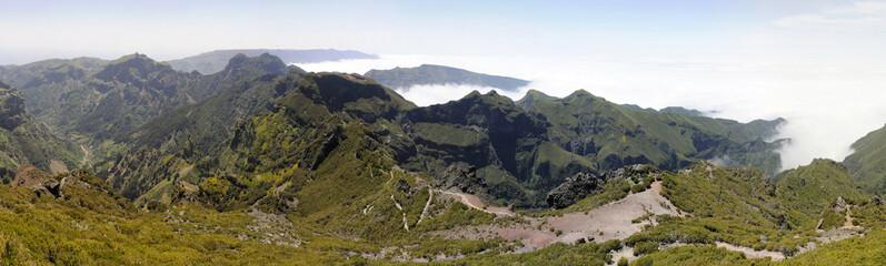 Pic Ruivo - Ile de Madère