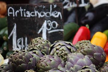 Artikschocken (Naschmarkt, Wien)