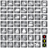 Fototapety Icons-transport