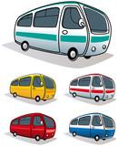 Bus - transports en commun poster