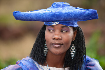herero african woman