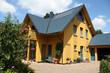 Holzhaus   Skandinavisch II