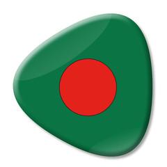 Bangladeschbutton dreieck