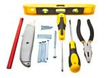 DIY tools poster