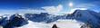 Mont Blanc & Mer de Glace von der Aiguille du Midi - 15283619