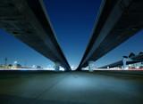 Hollywood Freeway Bridges - 15288288