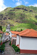 ������, ������: Ruelle au village de Sao Vicente