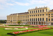 Schonbrunn Palace, view from Great Parterre