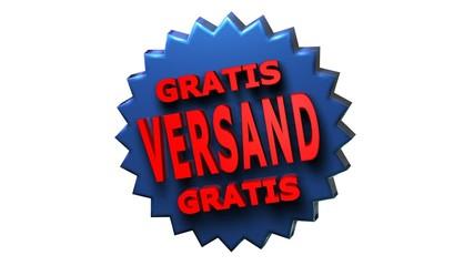 Versand - Versandkosten - Free shipping
