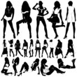 fashion sexy women vector (clothes detail)