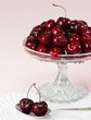 Comport Of Cherries