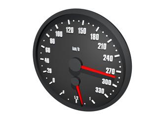 Tacho 280 km/h 01