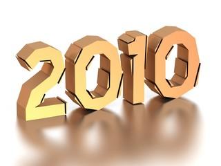 2010 Happy new year 2010