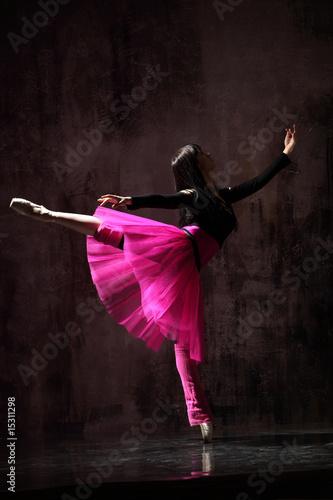 Fototapeta the dancer