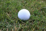 fairway balle de golf poster