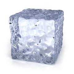 Ice cube 3d