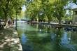canal du vassé Annecy