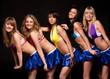Five sexy women