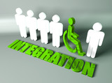 Integration poster