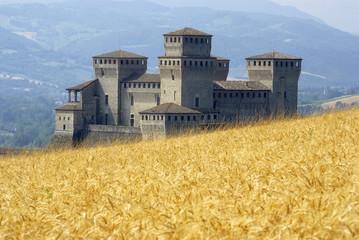 Emilia Romagna, Torrechiara, il Castello 2