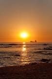 sunset breakers poster
