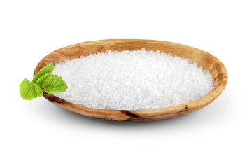 Sea Salt and Lemon Balm Herb