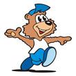 Teddy rennt