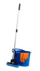 Swab and bucket