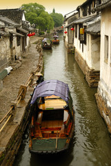 Zhouzhuang, chinese water village