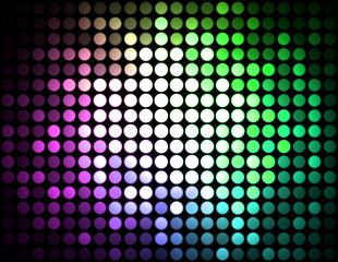 Discolights Colored