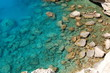 Stones in the Ionian Sea, Lefkada Greece