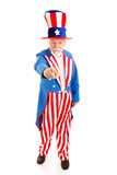 Uncle Sam Wants You - Full Body poster