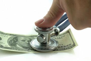 we listen attentively dollar note health