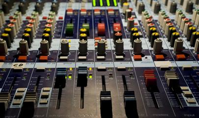 Sound producer mixer