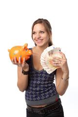sparen oder ausgeben
