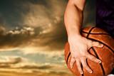 Basketball player-