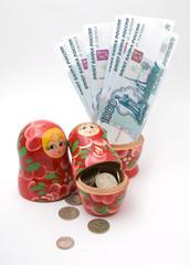 deposit money